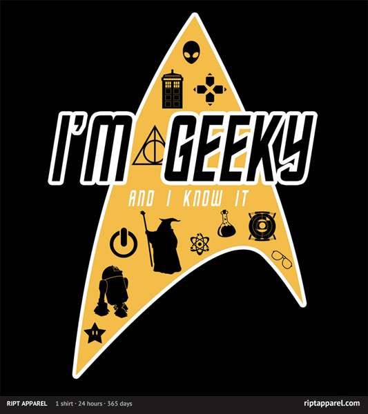 Image result for I'm a geek