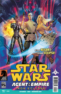 Star Wars: Agent Of The Empire - Iron Eclipse #5