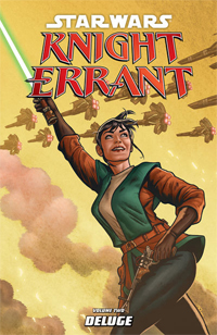 Star Wars: Knight Errant, Volume Two- Deluge
