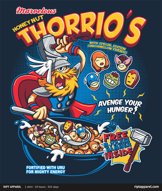 Thor Avengers Thorrios 