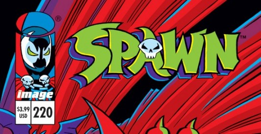 Spawn #220 by Chris Giarrusso header