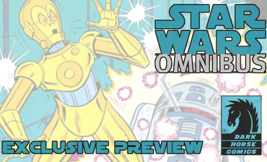 Exclusive Preview: Dark Horse Star Wars Omnibus