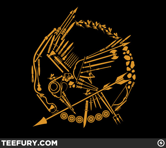 Hunger Games Hunger Weapons