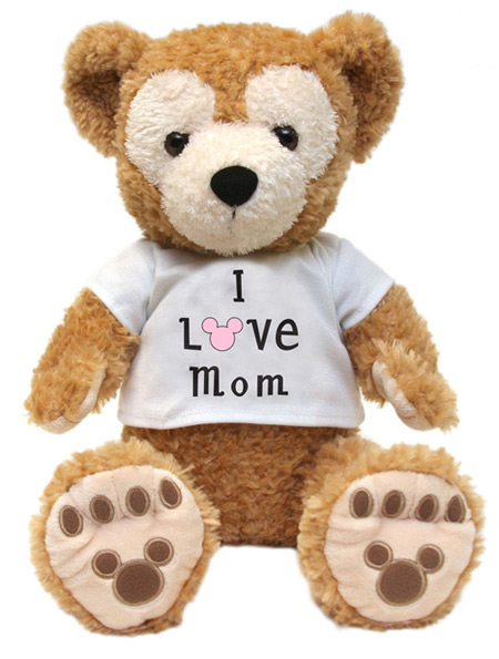 Duffy the Disney Bear I Love Mom