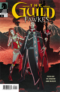 The Guild: Fawkes #1