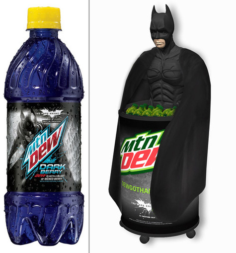 Batman Mountain Dew