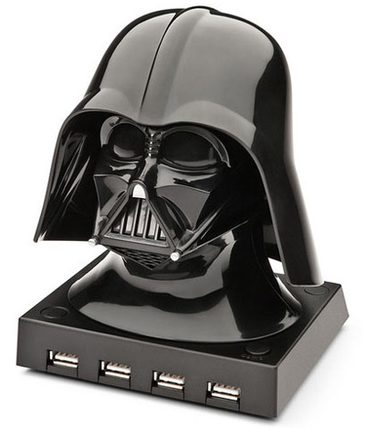 Darth Vader USB Port Hub