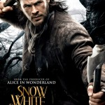 Snow White and The Huntsman: Huntsman Poster
