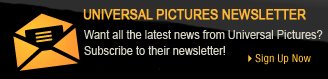 Universal Pictures newsletter button