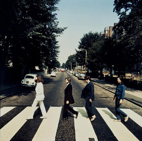 Abbey Road alternate photo