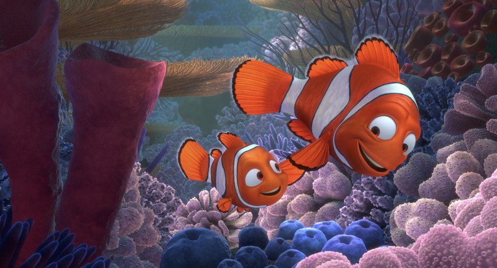Finding Nemo 3D Image