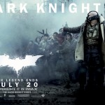 The Dark Knight Rises Bane vs Batman Banner