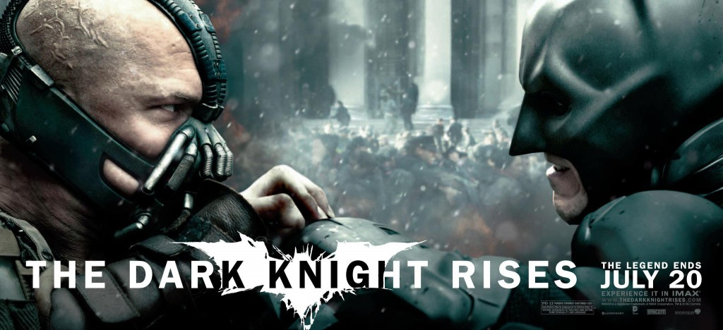 The Dark Knight Rises Bane Banner