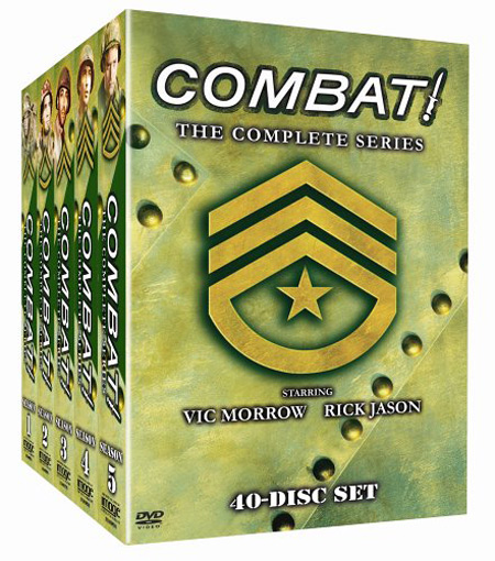 Combat! - The Complete Series