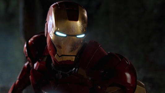 Iron Man Header