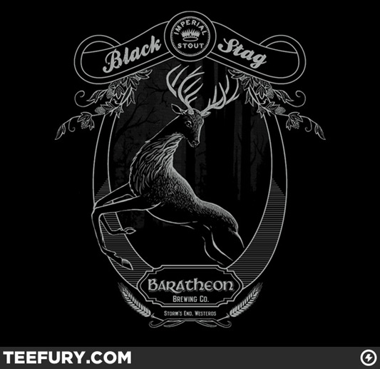 Game of Thrones Black Stag Stout