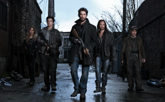 Falling Skies: Resistance is Futile?