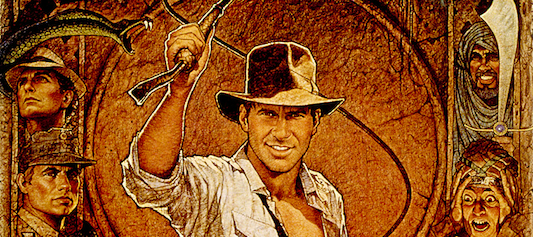 Indiana Jones: The Complete Adventures on Blu-Ray