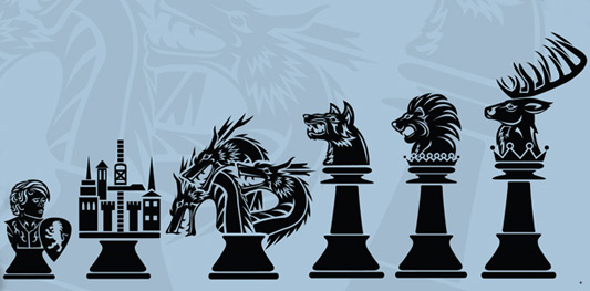 Game Of Thrones Chess Of Thrones
