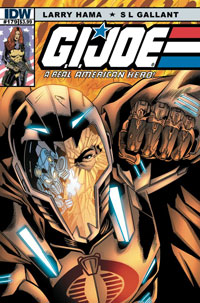 IDW Publishing: G.I. Joe: A Real American Hero #179