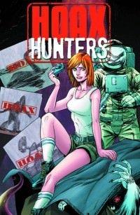 Image Comics: Hoax Hunters #1