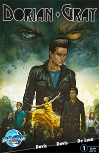 Bluewater Comics: Dorian Gray #1 cover