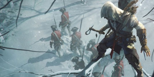 Assassin&#039;s Creed III Image