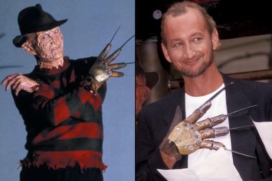 Freddy Krueger Robert Englund