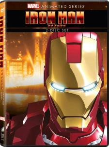 Iron Man: The Animated Series (Anime)