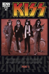 IDW Publishing: KISS #1