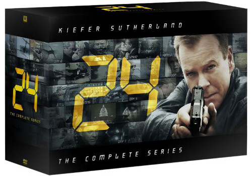 24: The Complete Series DVD Box Set
