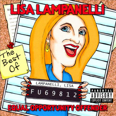 Lisa Lampanelli Equal Opportunity Offender