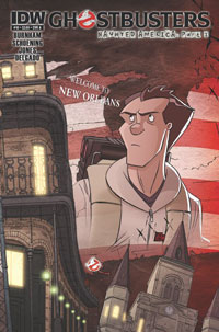 IDW Publishing: Ghostbusters #10