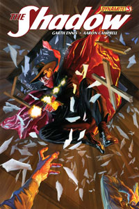 Dynamite Entertainment: The Shadow #3