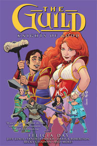 Dark Horse Comics: The Guild, Volume 2 Cover