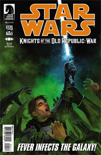 Star Wars: Knights Of The Old Republic: War #4
