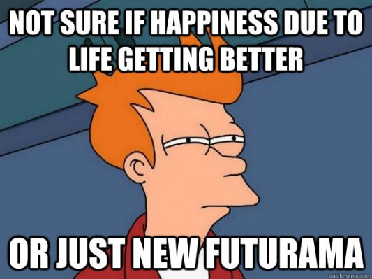 Futurama Season 7 Meme