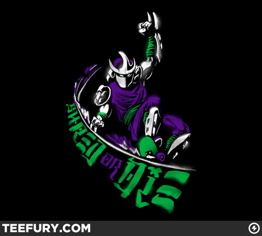 Teenage Mutant Ninja Turtles Shred or Die Shirt