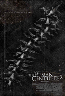 Netflix Review: The Human Centipede 2 – Full Sequence