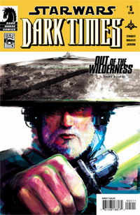 Star Wars Dark Times: Out Of The Wilderness #5