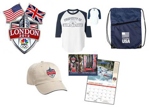 NBC Olympics London 2012 Prize Pack