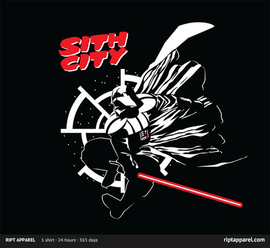 Star Wars Sith City Shirt