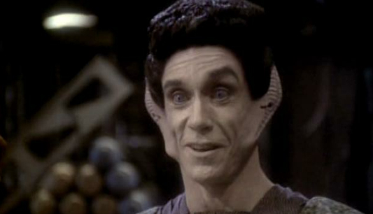 Bonus Image - Iggy Pop in Deep Space Nine | Netflix Review: Star Trek