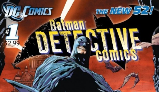 Detective Comics #1 by Tony Daniel
