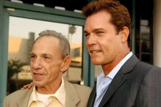 Ray Liotta and Henry Hill