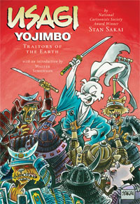 Dark Horse Comics: Usagi Yojimbo, Vol. 26