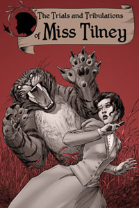 Dusk Comics: The Trials and Tribulations of Miss Tilney #1