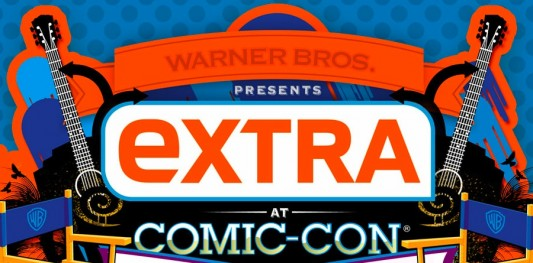 Extra At Comic Con