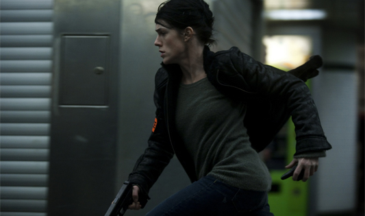 Claire Pérot  -  Netflix Review: Point Blank