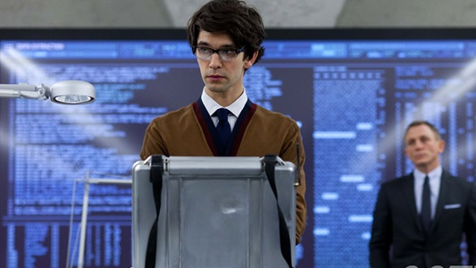 Ben Whishaw as Q Header
